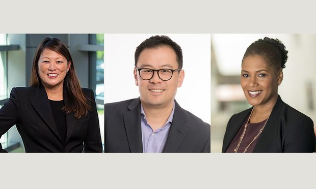 MCCA board members (from left) Amy Tu, Michael Tang and Anne Robinson. (Courtesy photos)