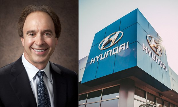 "W. Gerald ""Jerry"" Flannery, executive vice president and chief legal officer at Hyundai Motor America (courtesy photo/Shutterstock.com)"