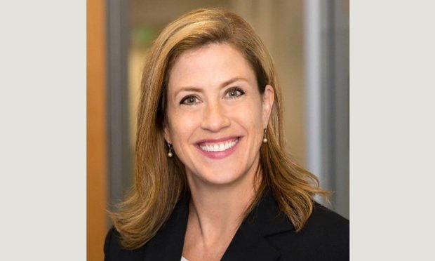 Regan MacPherson, chief legal officer at SunPower.  Courtesy photo