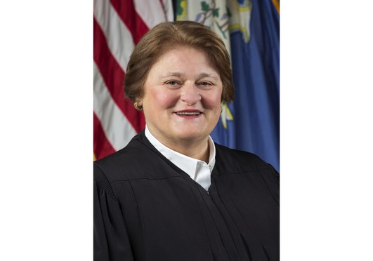 U.S. District Court Judge Janet Hall