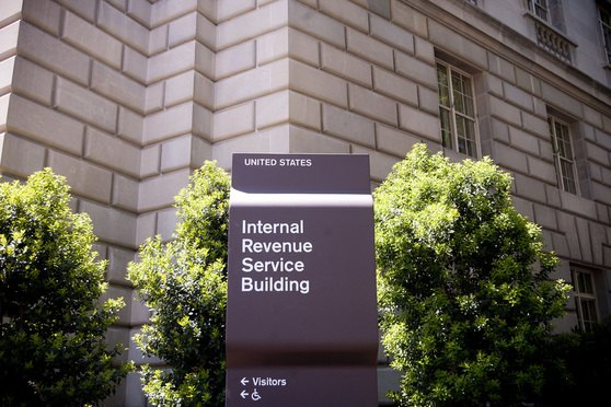 IRS Building in Washington, D.C.