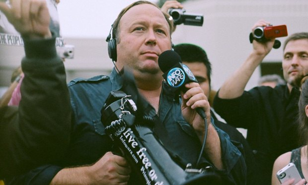 Sandy Hook Families File Defamation Suit Against Alex Jones