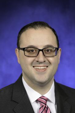 Alexander Sarris, with Cicchiello & Cicchiello in Hartford
