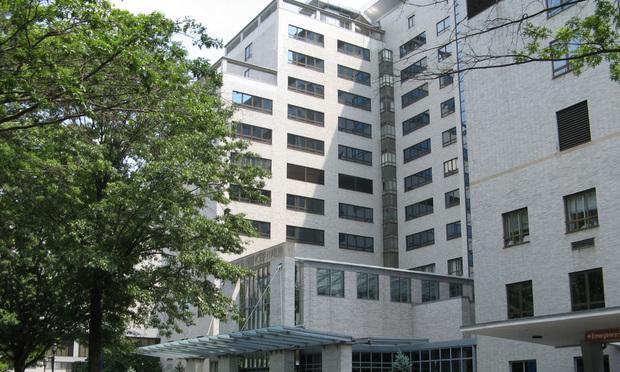 Hartford Hospital in Hartford.