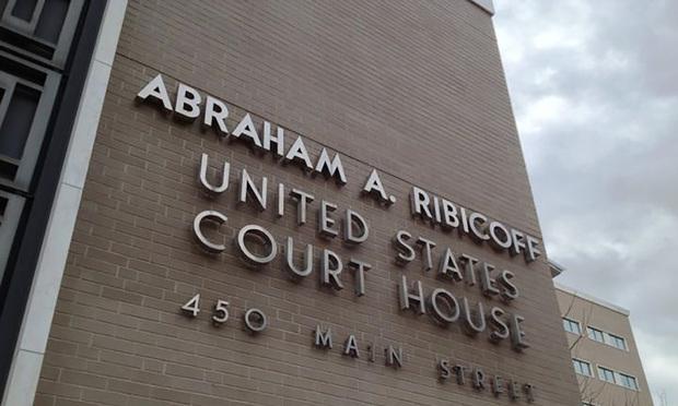U.S. District Court in Hartford.
