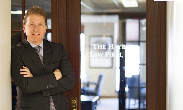 Richard Hayber, Richard Hayber Law Firm, Hartford.