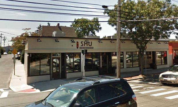 Shu restaurant at 1795 Post Rd. in Fairfield