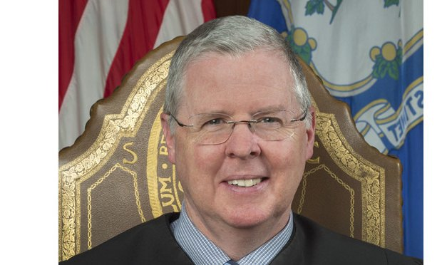 Connecticut Supreme Court Justice Gregory T. D'Auria