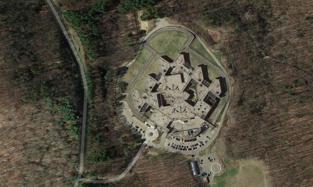 Garner Correctional Institution, in Newtown