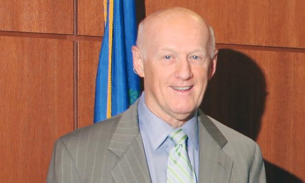 Recently retired Judge Raymond Norko.