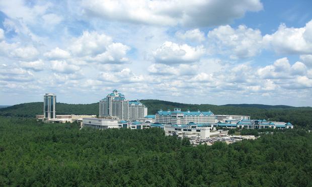 Foxwoods Resort Casino complex.
