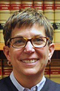 Judge Elizabeth Bozzuto.