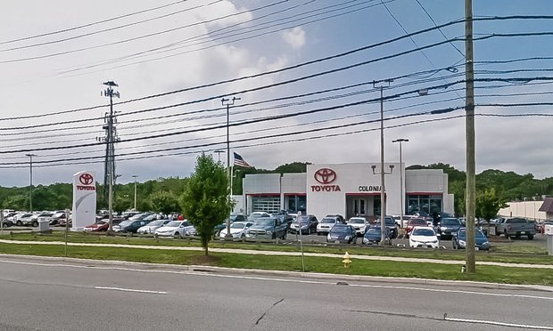 Colonial Toyota in Milford
