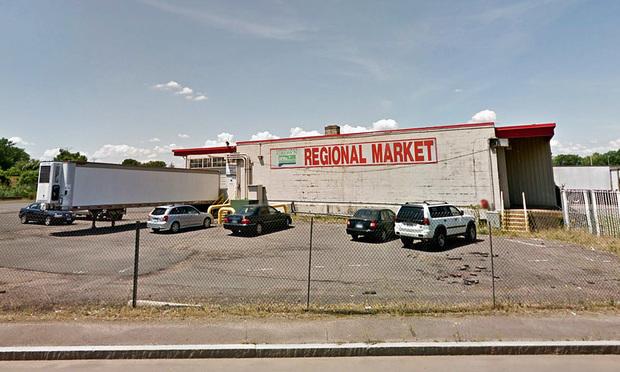 Hartford Regional Market in Connecticut/Credit: Google