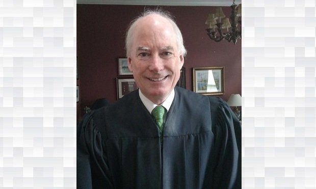 Superior Court Judge Robert Devlin Jr.