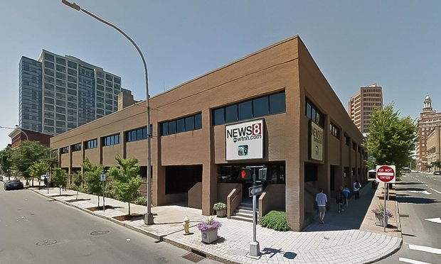 WTNH-TV in New Haven.