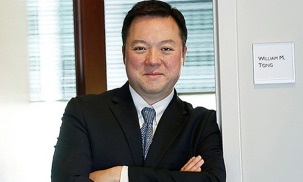 Connecticut Attorney General-Elect William Tong.