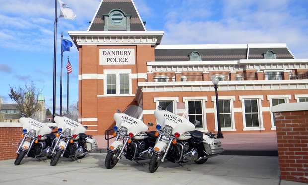 Danbury Police Headquarters.