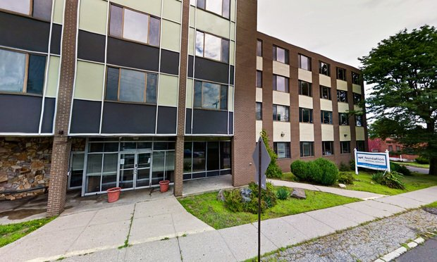 Recovery Network of Programs, Inc., offices at 425 Grant St., Bridgeport,