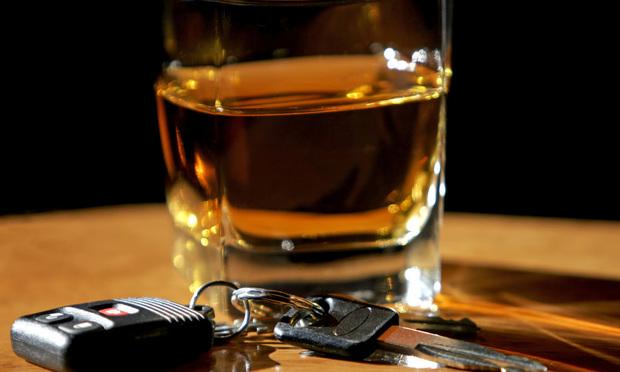 Drunk driving.