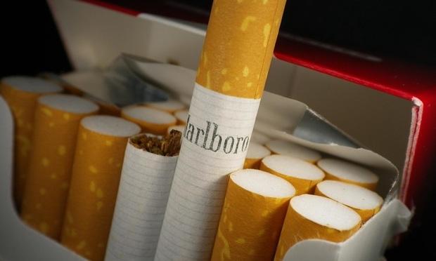Marlboro cigarettes.