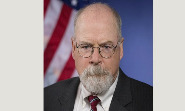 John Durham, U.S. Attorney for the District of Connecticut.