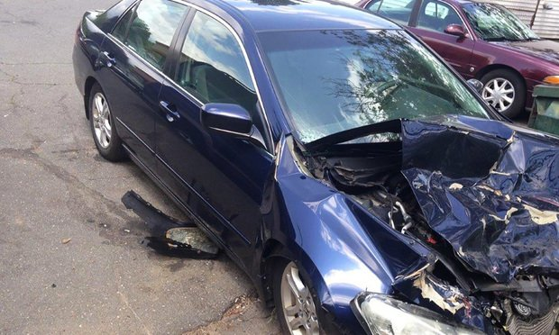 Portland resident Robert Bailey was seriously injured after a motorist struck his 2006 Honda Accord head-on in Southington last year.
