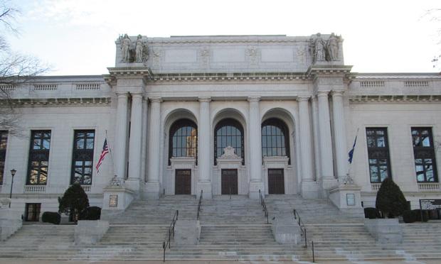 Connecticut Supreme Court in Hartford.