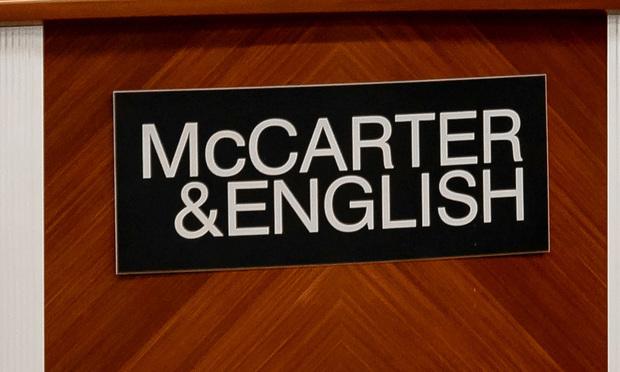 McCarter & English.