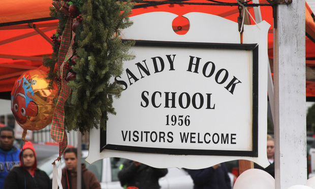 Sandy Hook Elementary School.