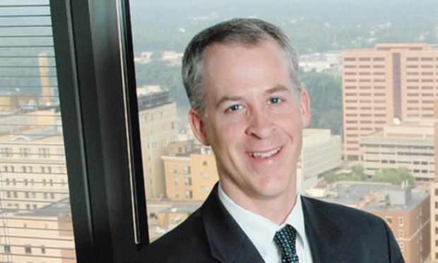 U.S. District Judge Michael P. Shea of Connecticut.