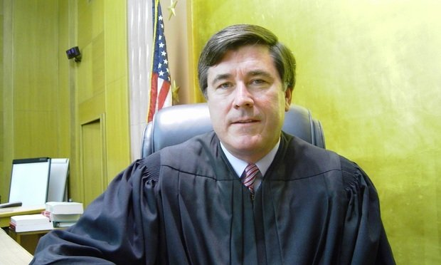 Federal judge Christopher Droney.