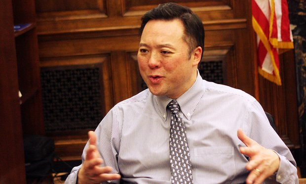 Connecticut Attorney General William Tong in his Hartford office in February.