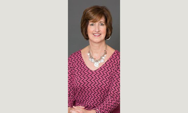 Linda Hadley, a partner with the West Hartford offices of Gfeller Laurie.