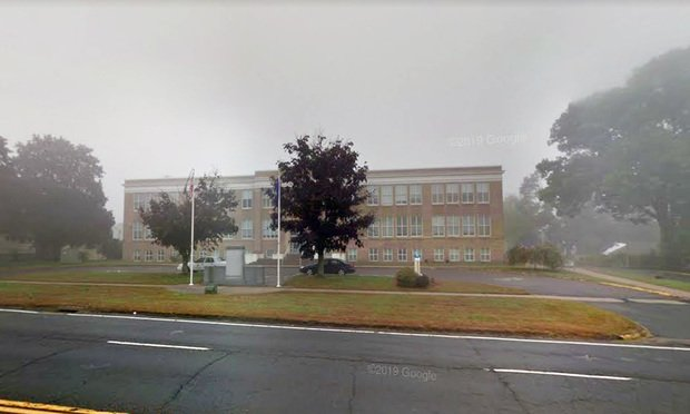 Enfield Board of Education building.