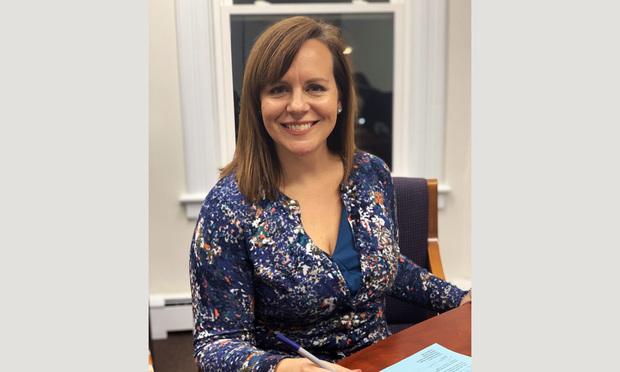 Attorney Erin O'Neil-Baker.
