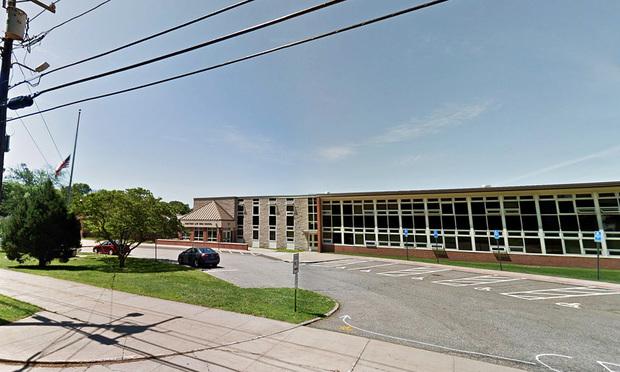 Jonathan Law High School in Milford.