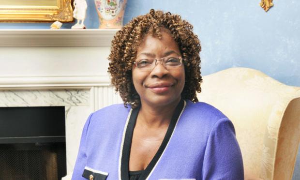 Attorney Josephine Smalls Miller.