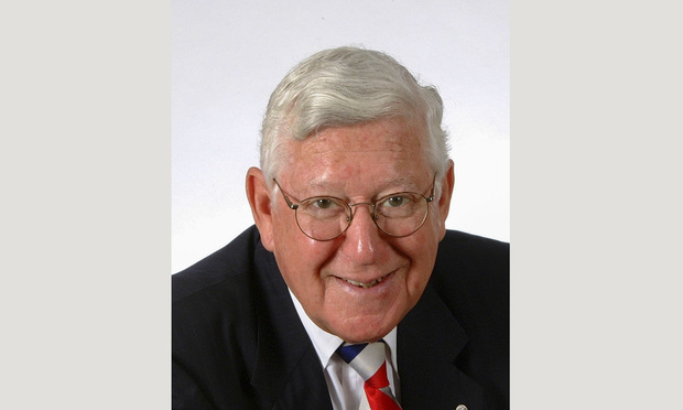 Long-time attorney Howard Gross died May 16 at 97.