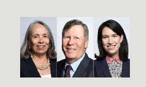 Laterals Join Ranks of Hartford's Conway Stoughton; Firm Grows to 18 Attorneys
