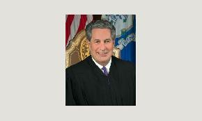 Justice Richard Palmer Often the Swing Vote on Connecticut Supreme Court Retires After 27 Years