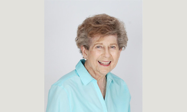 Longtime Immigration attorney Elizabeth Leete died July 15. She was 86 years old.