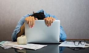 The Downside: Rise in Pain and Depression Tied to Working at Home