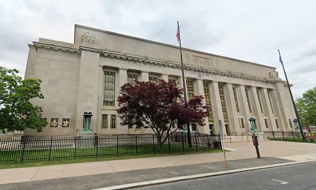 Hartford Superior Court. Photo: Google.