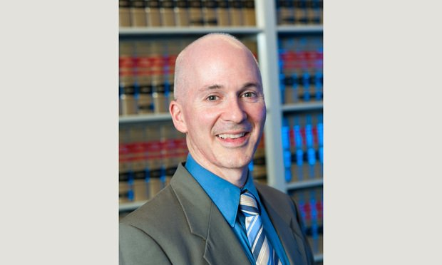 U.S. Magistrate Judge Robert Spector. Courtesy photo