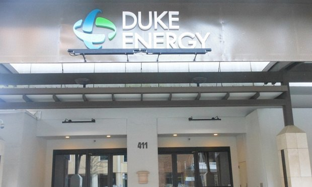 Duke Energy office in Raleigh, North Carolina.