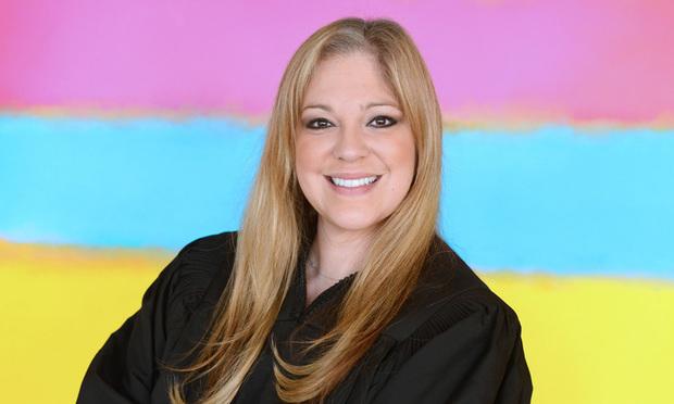 Judge Claudia Robinson