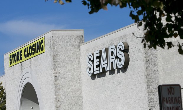 Sears at Boca Town Center Ready to Close