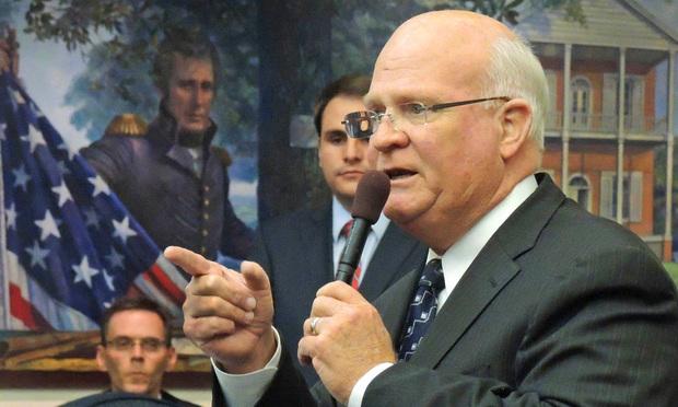 Sen. Dennis Baxley, R-Ocala (Mark Foley)