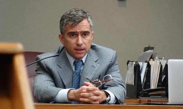 Michael R. Tein of Tein Malone. Photo: David Ovalle